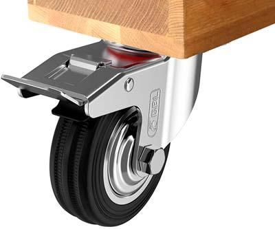 ruedas para palets cajas